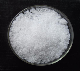Hydrated Indium Nitrate (In(NO3)3*xH2O)-Crystal
